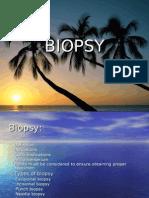 BIOPSY Oral Surgery