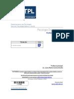 Evaluación a Distancia - Psicología Organizacional