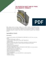 Sistema Usg Durock