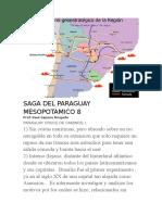 Paraguay Mesopotamico 8-Cruce de caminos I