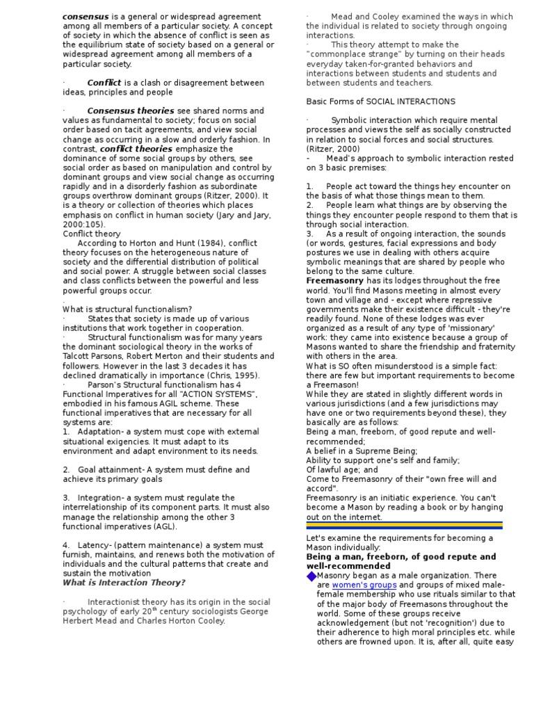 Consensus freemasonry masonic lodge buycottarizona