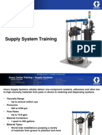 Supply Systems Overview