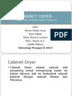 CABINET DRYER.pptx