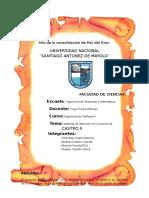 Ing. Software I