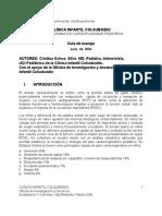 2004-Reanimacion Cardiopulmonar Pediatrica