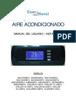 Manual AIRxx000BTU