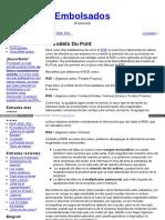 Embolsados Wordpress Com 2009-11-05 El Modelo Du Pont