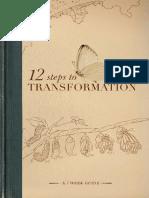 ECV - 12 Steps to Transformation - Lent 2014
