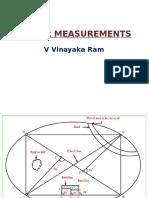 Linear Measurements Lecture 4