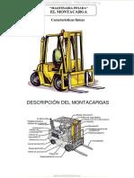 Manual Montacargas Partes Componentes Factores Estabilidad Operacion Seguridad Mantenimiento