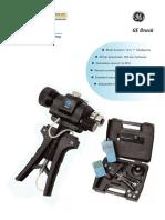 Transcat GE Druck_Multi Function Hand Pump_P606-4110_manual