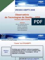 OTG Congresso 2008