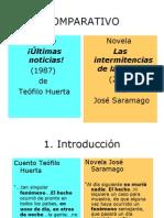 Huerta vs. Saramago