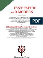 Inman - Ancient Faiths and Modern