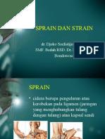 Akper Sprain Dan Strain