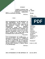 32 and 39 North Cotabato v GRP Peace Panel