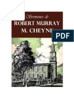 Sermones de Robert Murray M'Cheyne