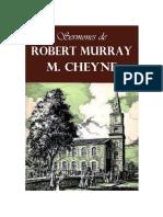 Sermones de Robert Murray M'Cheyne