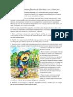 15 Dicas de Prevenção de Acidentes Com Crianças