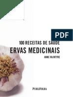 100 Receitas de Saude - Ervas Medicinais (Anne Mcintyre)