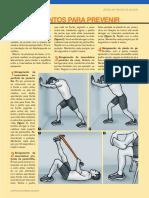 Alongamento Para Prevenir Lesões No Tendão de Aquiles