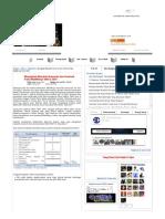 Mengatasi Masalah Numerik Dan Desimal Pada MailMerge Word 2007