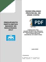 Informe PP GCH 2017 Final