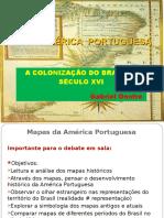 BRASIL DO SÉCULO XVI - GABRIEL.ppt