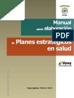 Manual Plane Strategic o