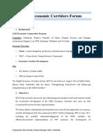 8th Economic Corridors Forum