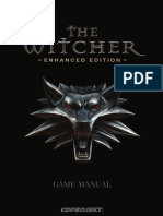 the Witcher Manual