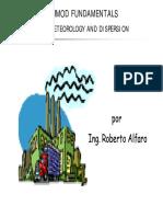 Modelos de Dispersion de Aire