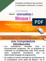 Bloque Uno