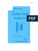 Gems From Genesis Wr