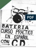 Curso práctico de batería