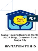 Pag Ibig Foreclosed Properties for Public bidding Legazpi Naga 082416 No Discount
