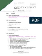 510890-Spec 270526 08-21-2013 Telecommunications Grounding and Bonding