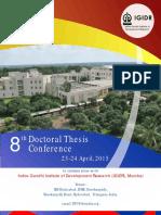 8th DTC Brochure 2015