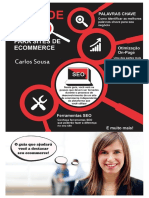 Guia de SEO Para Sites de Ecommerce