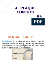 Chemical Plaque Control Perio