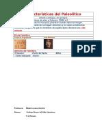 Características del Paleolítico.docx