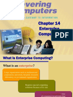 14 Enterprise Computing