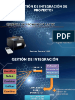 Gestion de Integracion-GESTION DE PROYECTOS