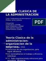 TEORIA CLASICA DE LA ADMINITRACION.ppt