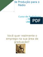 Slides Disc ProdRádio a 2013