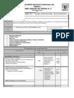 Plan y Programa de Eval Matematicas Vi Area i y II