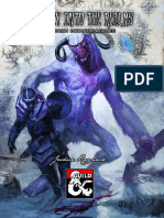 D&D 5E - Bestiary - Journey Into the Realms