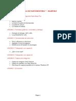 Manual Psp 7