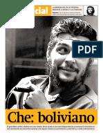 Especial El Che Guevara 08-10-14