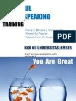 Materi Public Speaking (1)
